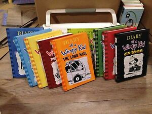 Diary of a Wimpy Lid Books