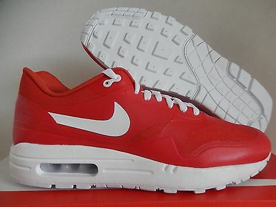 finest selection 86504 61fac NIKE AIR MAX 1 HYPERFUSE ID RED-WHITE SZ 9.5  823374-993