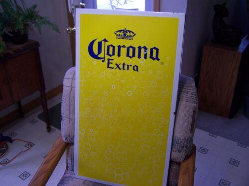 "Vintage ""CORONA EXTRA"" Porcelain on Metal Sign"