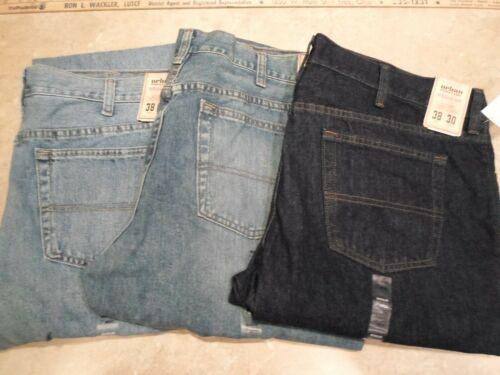 Urban Pipeline Regular Fit Jeans - 100% Cotton - Choose Color and Size Details