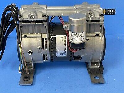 Thomas K48zzetr3607 Motor Compressor Vacuum Pump 688tgh14438