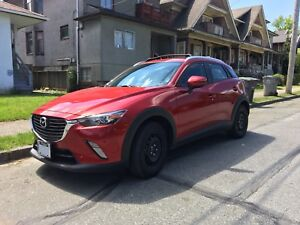 2018 Mazda CX-3 AWD + $2k worth of gear (LEASE TAKEOVER)