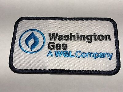 Washington Gas A Wgl Company Public Utility Natural Electricity Md Dc Va Patch I
