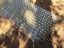used corrugated roof sheets, clear Burwood Burwood Area Preview