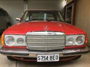 Mercedes Benz 280E Willaston Gawler Area Preview