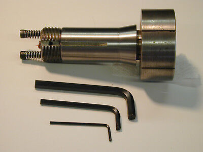 2-12 Inch By 1 Inch 5c Expanding Collet Arbor American Made