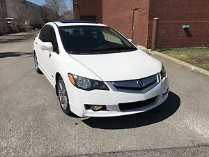 ACURA CSX 2011 I-TECH PREMUIM 86000KM AUTO NAVIGATION BLUETOOTH