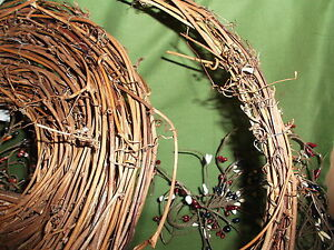 15 feet of Grapevine Twig Garland Country Primitive Supply 1