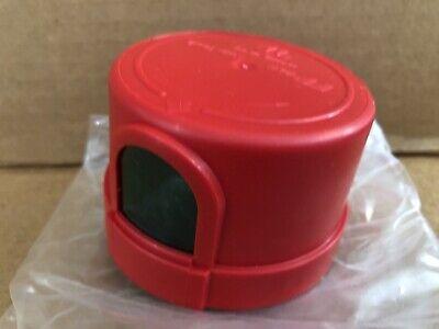 Sun-tech Fp S1038-3 Red Outdoor Photoelectric Light Control Sensor