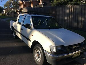 1997 Holden Rodeo Ute Gymea Bay Sutherland Area Preview