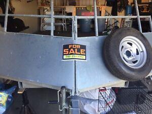 SALE PENDING 2007 SPORTCLUB DRIVE ON DRIVE OFF DECK Trailer