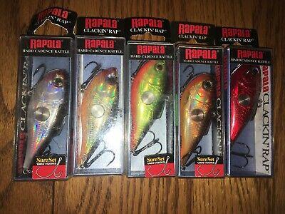 Rapala Yellow Perch CNR07 fishing lure