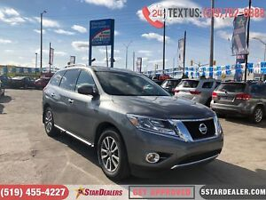 2016 Nissan Pathfinder SV | 4X4 | 7PASS | CAM | HEATED SEATS