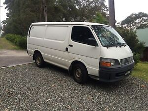 2004 Toyota hiace Merewether Newcastle Area Preview