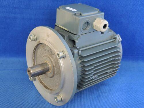 AEG AM71FY4 3-phase AC Motor, 0.55 KW, 3/4 hp