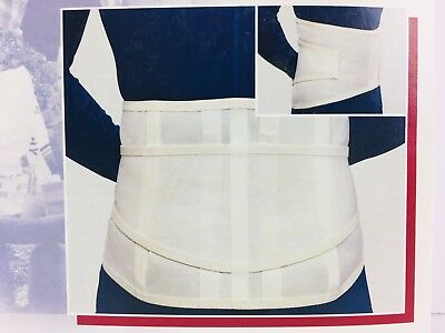 Lightweight Back Support - OTC Professional Orthopedic Lightweight LumboSacral Lower Back Support 2884 NIB