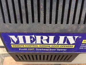 Merlin garage door remote control Prestons Liverpool Area Preview