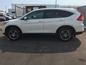 Reduced $-2015 Honda CR-V, Ex-L pkg, AWD, Aspen White Pearl