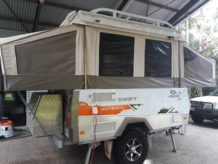 Jayco Swift Outback 2011 Litchfield Area Preview