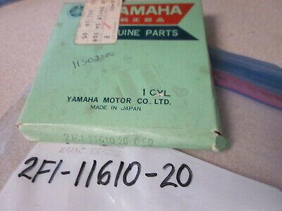 NOS Yamaha 2nd Piston Rings 1975-1978 XS500 2F1-11610-20