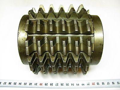 Gear Hob Cutter Module M5 20 B Hss T1 Zahnradfrser Walzenfrser Ussr