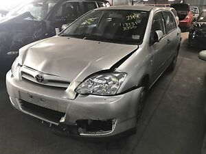 Wrecking Toyota Corolla 2005 hatchback Campbellfield Hume Area Preview