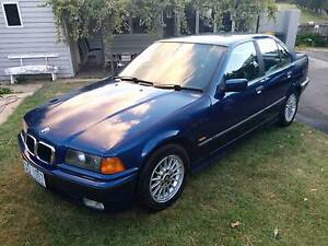 1997 BMW 318is Sedan (E36) Battery Point Hobart City Preview