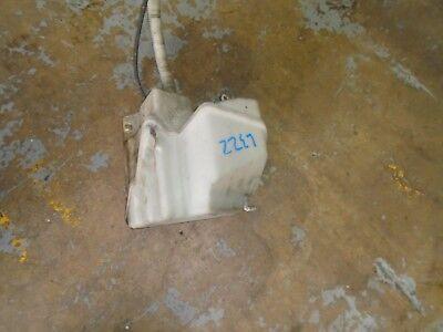 RANGE ROVER VOGUE L322 WINDSCREEN WASHER BOTTLE SCREEN RESERVOIR twin pump