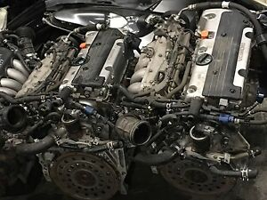 Honda Accord and Acura TSX 2.4L engine available