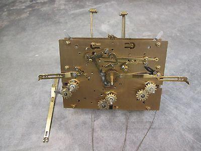 Kieninger Triple Chime Grandfather Clock Movement, 83 K 116cm, Working Condition