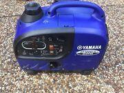 Yamaha EF1000iS Inverter Generator Port Stephens Area Preview