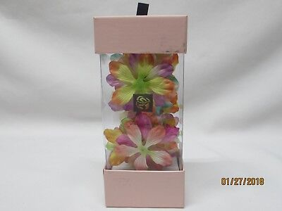 NEW Prima Marketing Barbado Carribean Collections Flowers