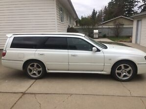 1998 Nissan Stagea RS4S