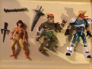 VINTAGE AND MODERN TOYS AND ACTION FIGURES