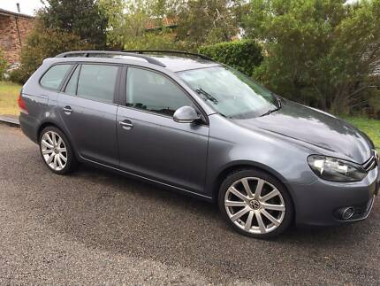 2010 VW Golf Wagon Cardiff Heights Lake Macquarie Area Preview