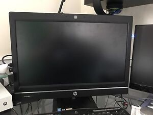 HP ProOne 600 all in one computer