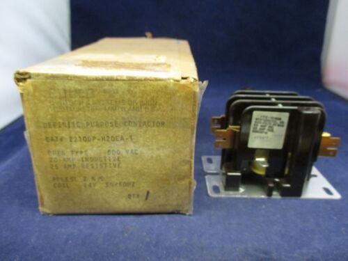 Gould 2210DP-H20EA-1 Contactor new