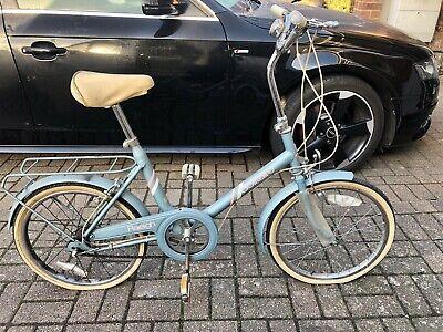 "Raleigh Solitaire Vintage Shopper Bike RARE VGC 1970s-1980s ""Collection Swindon*"
