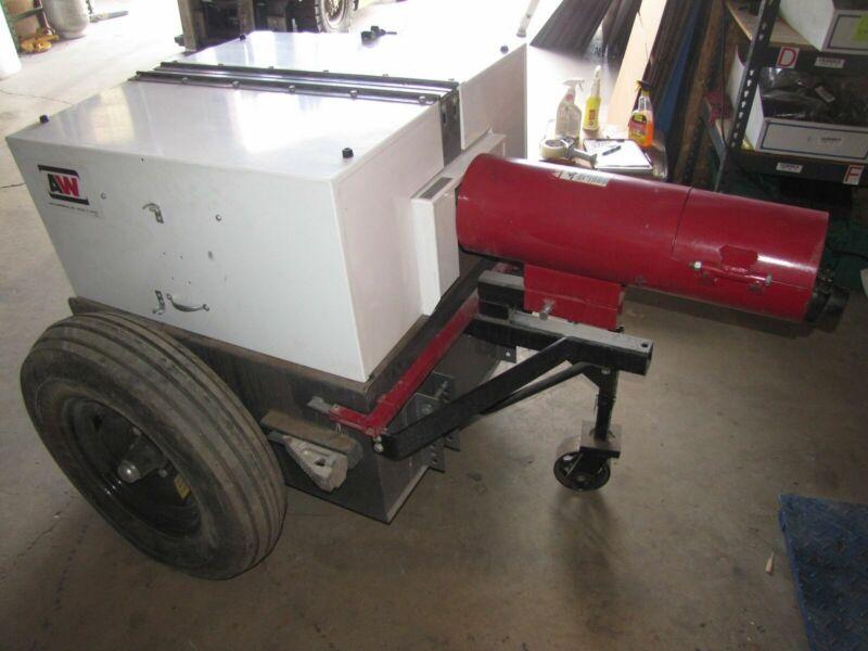 ^^ AW Dynamometer I-600 E-Series Dynamometer, 600 HP  (#3107)