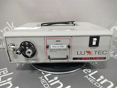 Luxtec 9300 Xenon Series 9000 Light Source