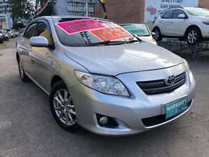 2009 Toyota Corolla CONQUEST AUTO LOW KLMS MANY EXTRAS