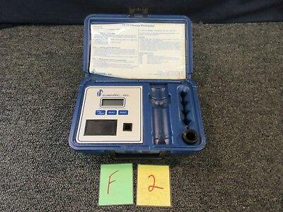 Scientific Cp-15b Chlorine Photometer Water Purification Measure Instrument