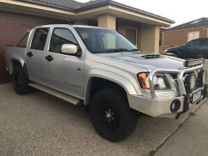2010 MY11 Holden RC Colorado Diesel 4x4 4WD Automatic, 2017 Maps! South Morang Whittlesea Area Preview