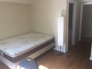 Seeking a female roommate to share the two bedroom apartment
