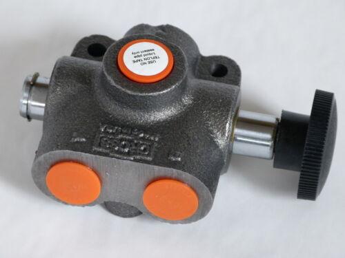 Cross SVS2-ORB Hydraulic Selector Valve 128142