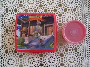 Tupperware Tuppercare Sandwich Keepers Container Lunchbox Kung Fu East Cannington Canning Area Preview
