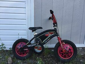 16inch Lightning Mcqueen bicycle
