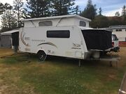 2010 Jayco Expanda 16.49.1 family van with full annex and battery pack Wodonga Wodonga Area Preview