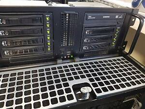 Storage Server NAS 2x Intel Xeon E5620 (4-core) 12GB RAM  14TB Auburn Auburn Area Preview