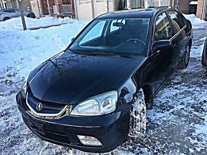 Acura EL 1.7L Safety and Etested